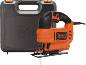 Black+Decker Elektro Stichsäge 520W KS701PEK - PLATZ 2